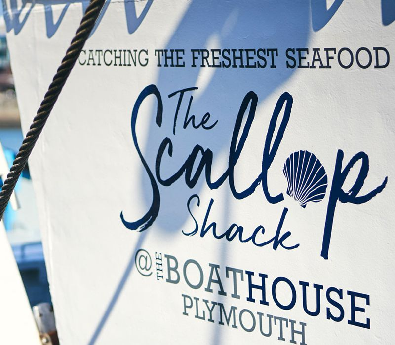 The Boathouse Plymouth Seafood Café, Bar and Takeaway Mobile Slide 6